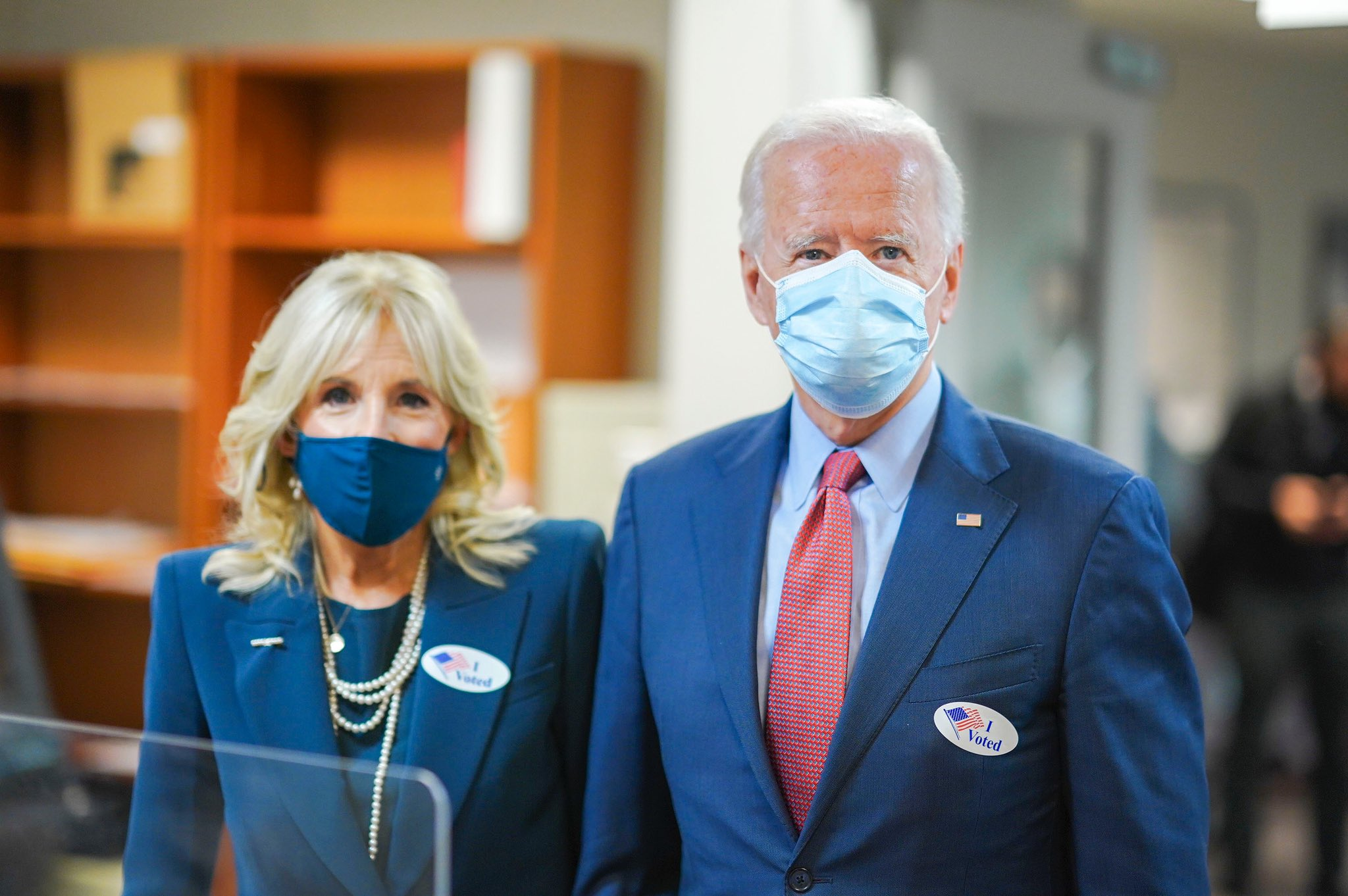 Jill Biden will now be in the White House Once Again as a First Lady of USA