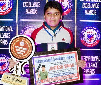 Jivitesh Singh – The Youngest Wildlife Photographer of India