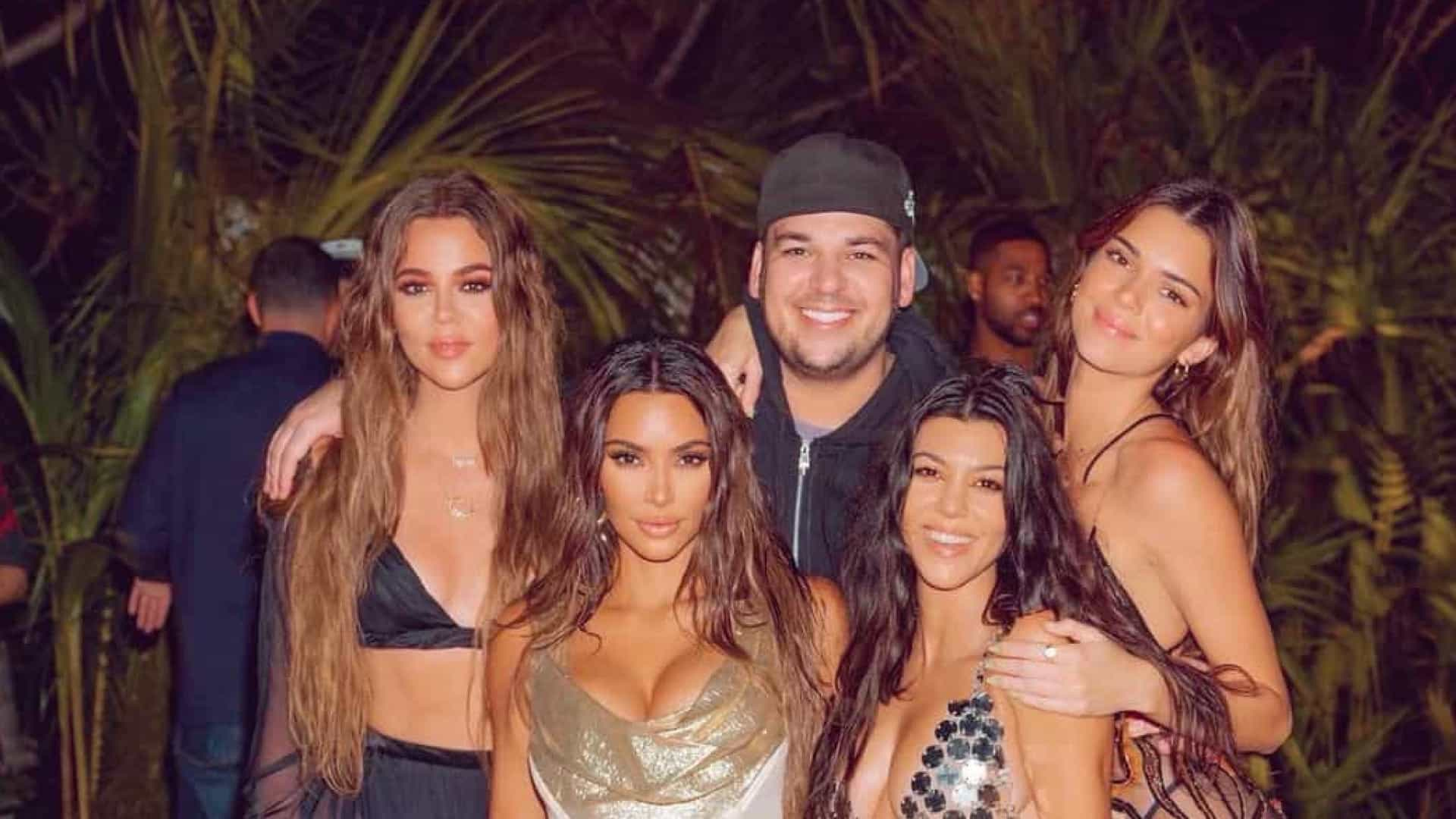 Kardashian Family Christmas Party Canceled for the First Time Since 1978