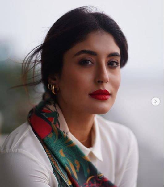 "Kritika Kamra is Very Excited about ""Tandava"" : I Had Many Reasons to Choose 'Tandava'"