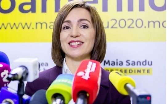 The President of Moldova Maia Sandu Expressed Readiness to Visit to Russia