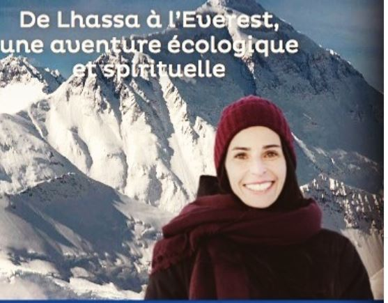 Marion Chaygneaud-Dupuy, the Buddhist who cleans Everest