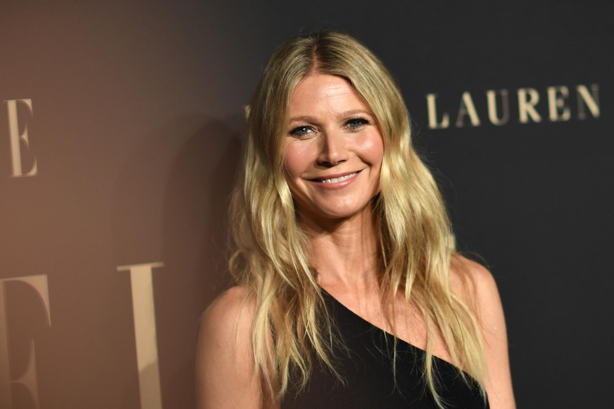Gwyneth Paltrow Said Good Bye to Cinema