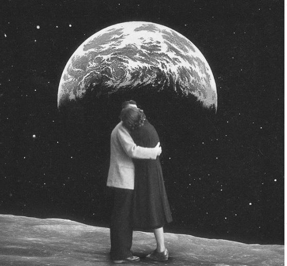 Man who gift land on moon to her wife