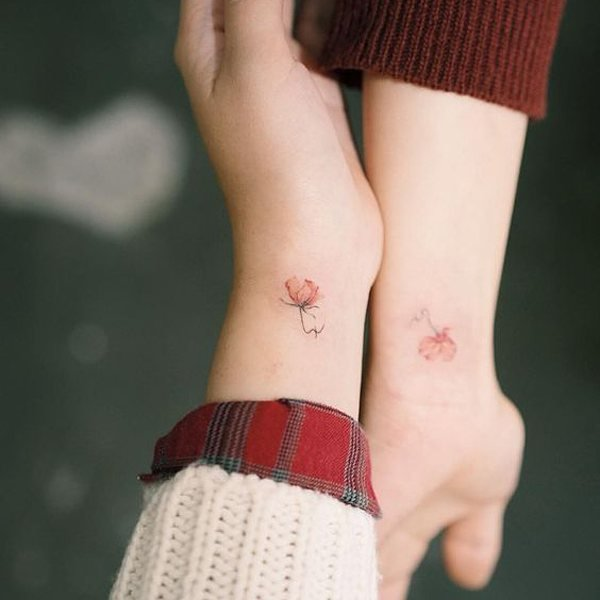 couple tattoos for lover 1