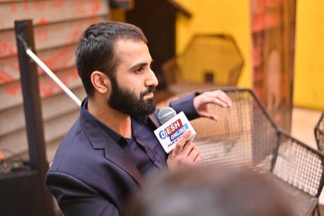 Sankshay Babber (Founder, Moon - The Indie Cinema)