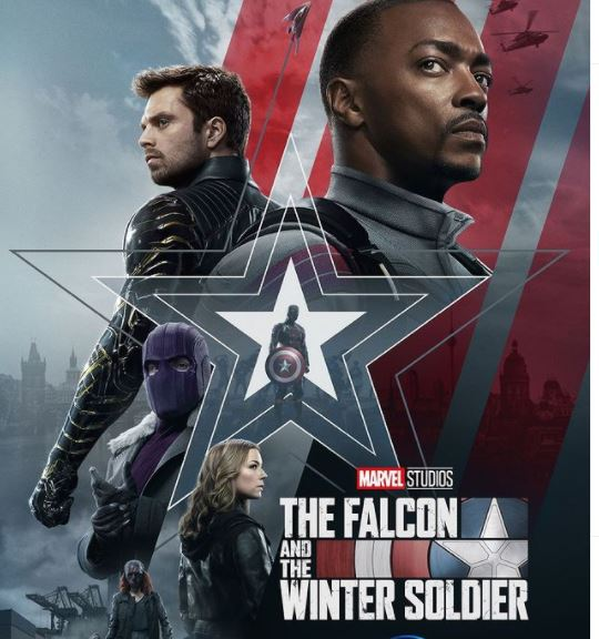 Falcon and the winter soldier 2