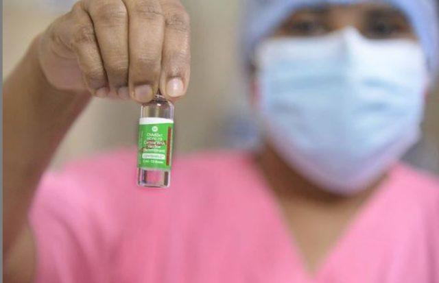 covid -19 vaccination - india set record