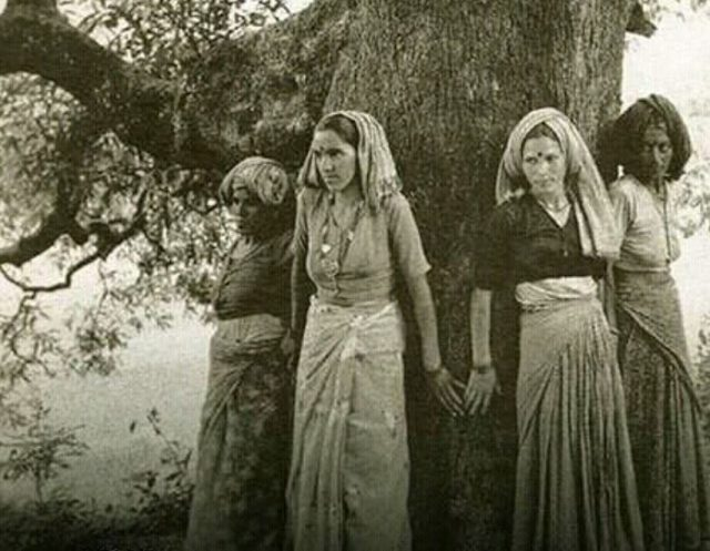 chipko movement - gaura devi