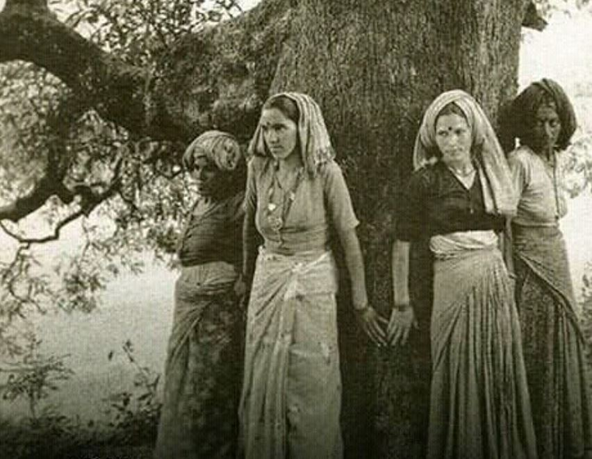 Gaura Devi, Who Started the 'Chipko Movement'