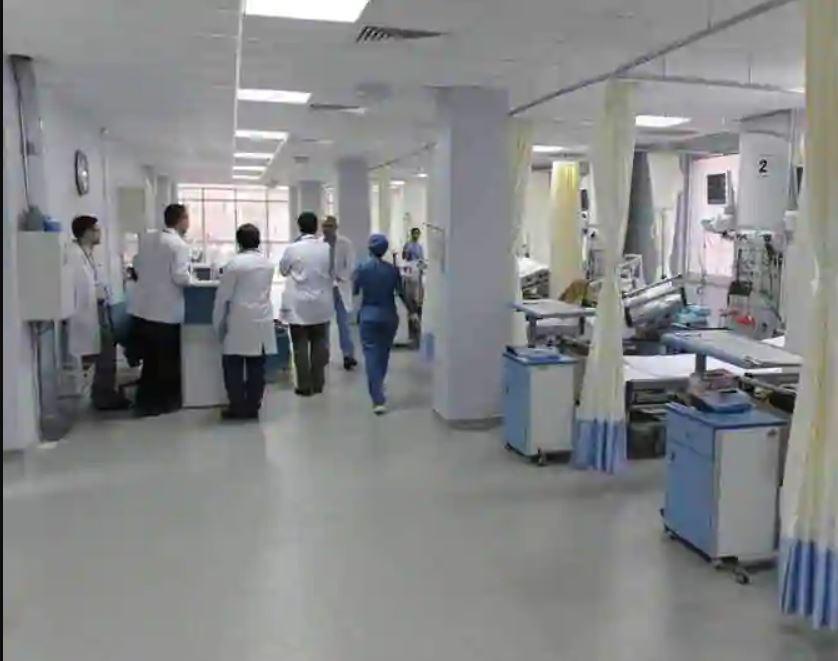 mayur hospital doctors in covid 19
