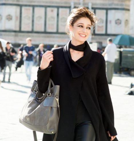 Beautiful Italian actress - Ana Caterina Morariu