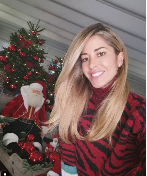 Elena Santarelli - young italian actress
