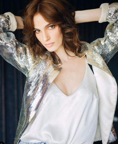 Italia actress Gaia Bermani Amaral