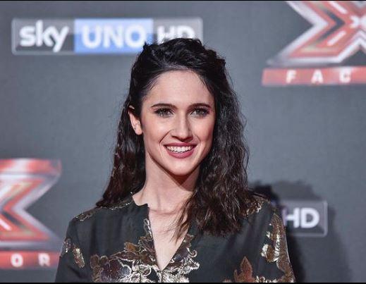 Italian celebrity Lodovica Comello
