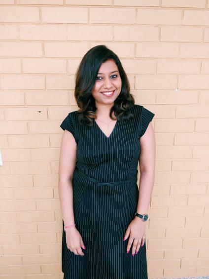 Shraddha Varma - Co - Founder of Fuzia