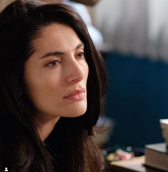 italian sexy actress - Caterina Murino