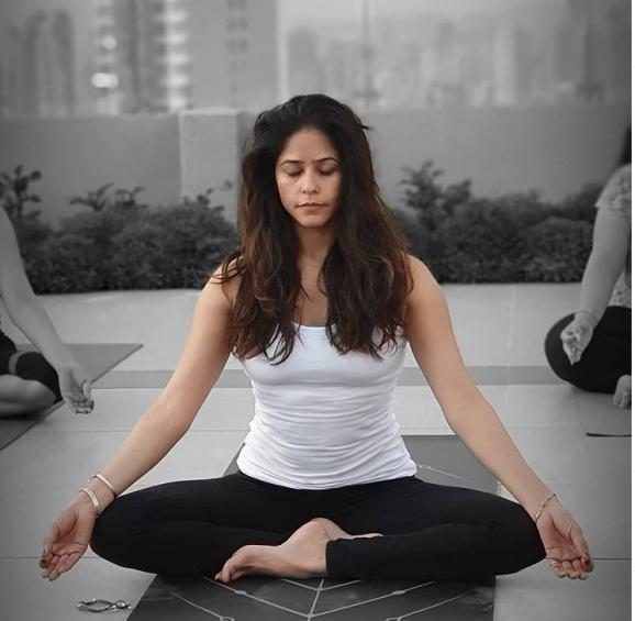 Mandeep yogini