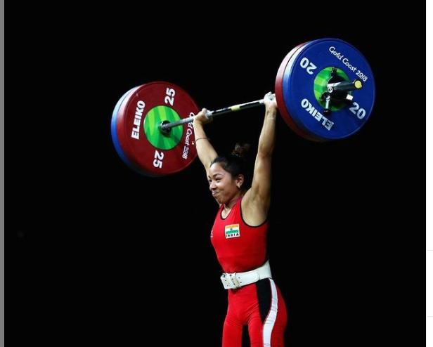 Meera bai chanu in tokyo olympics