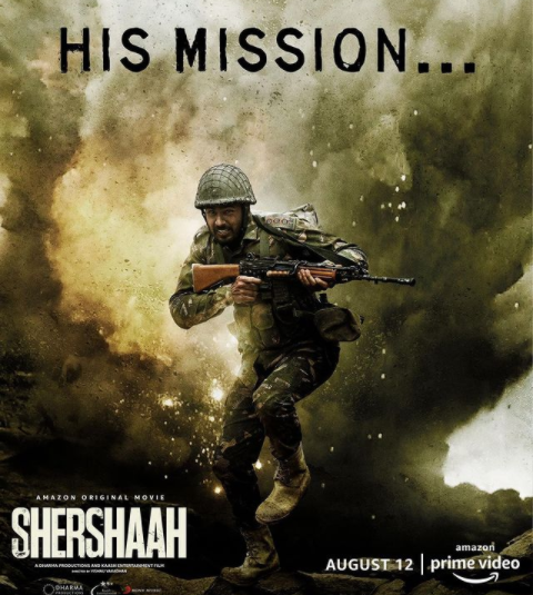 Sher Shah Poster 3