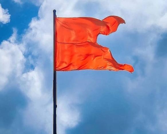bhagwa dhawaj