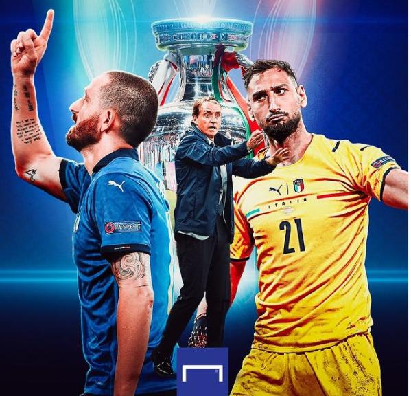 enland vs italy euro 2020-21