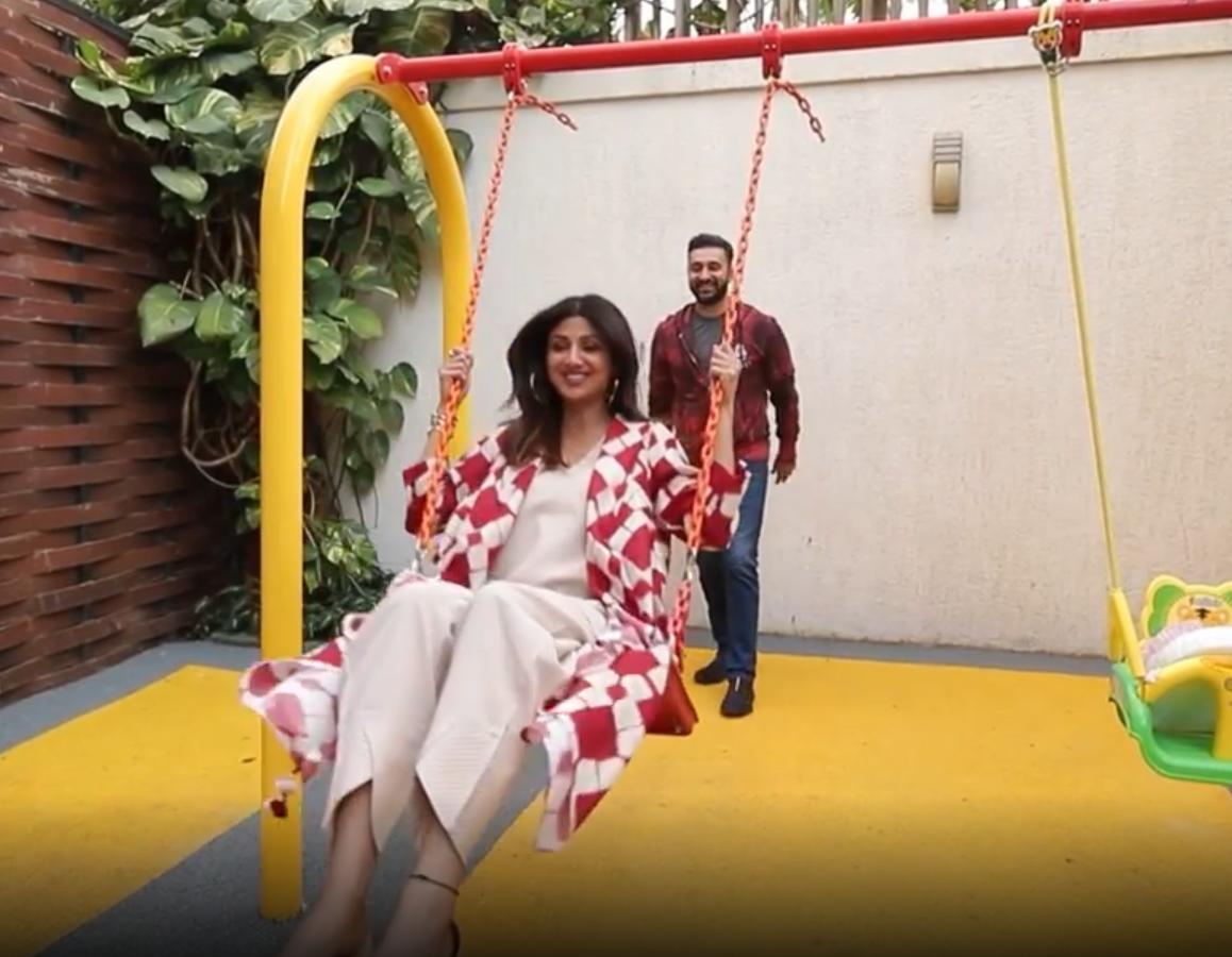 When Raj Kundra Bought a Bangla in Mumbai to Get Shilpa's Love – Shiraj Love Story