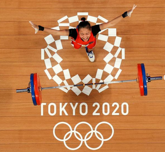 Tokyo Olympics – 1st and 2nd Day,  USA Couldn't Entered in Medal Tally, China Topped with 3 Gold Medal