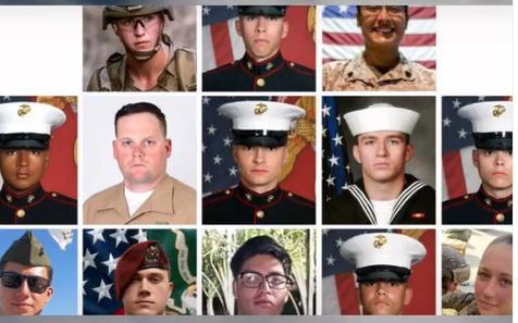American serviceman killed in kabul attack