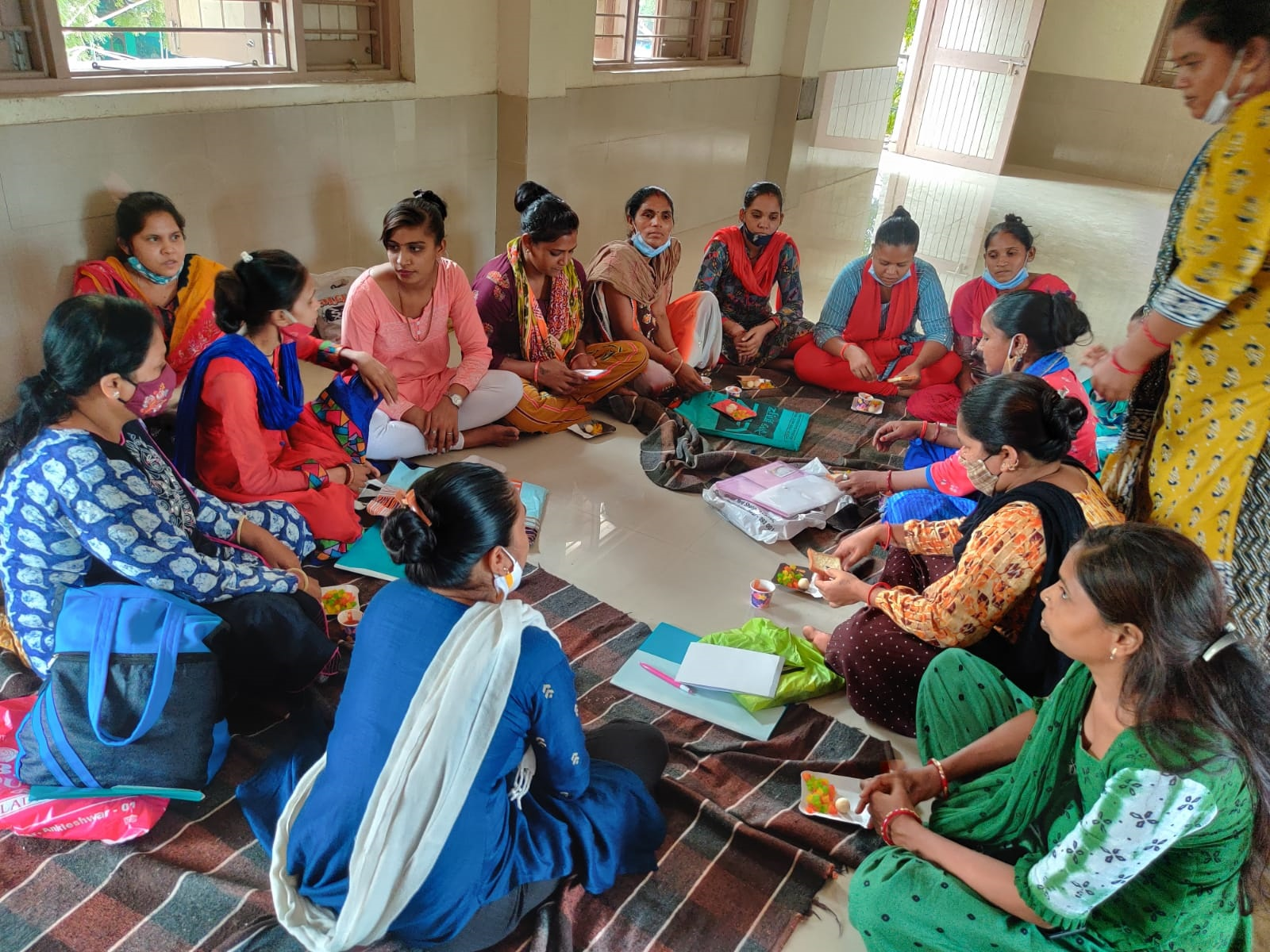 MSM Charitable Trust Organized a Free Two Day Workshop for the Development of Women Under SC/ST & EWS