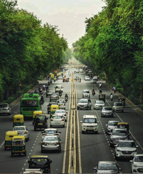 Independence Day in Delhi -Entry of Heavy Vehicles Closed in Delhi from Tonight