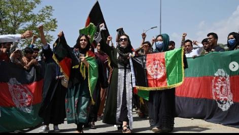 panjshir valley ladies came against taliban