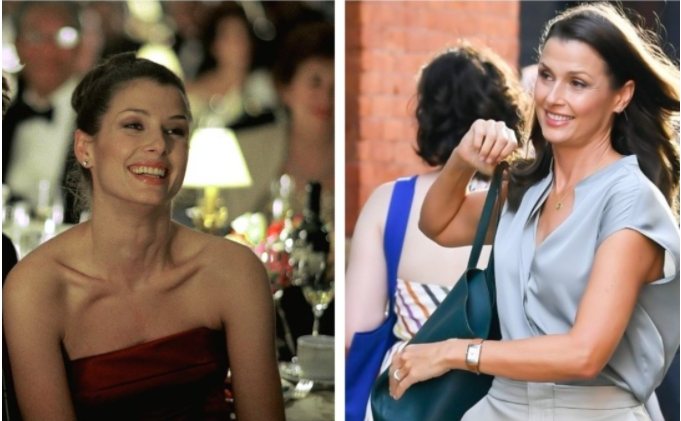 """""""Sex and the City"""" Star Cast: Then and Now"""