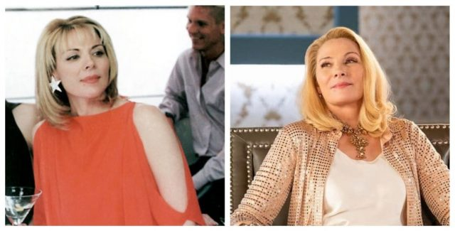 Cynthia Nixon - Miranda Hobbs