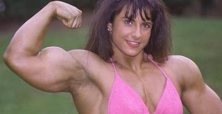 tina lockwood female body builder'
